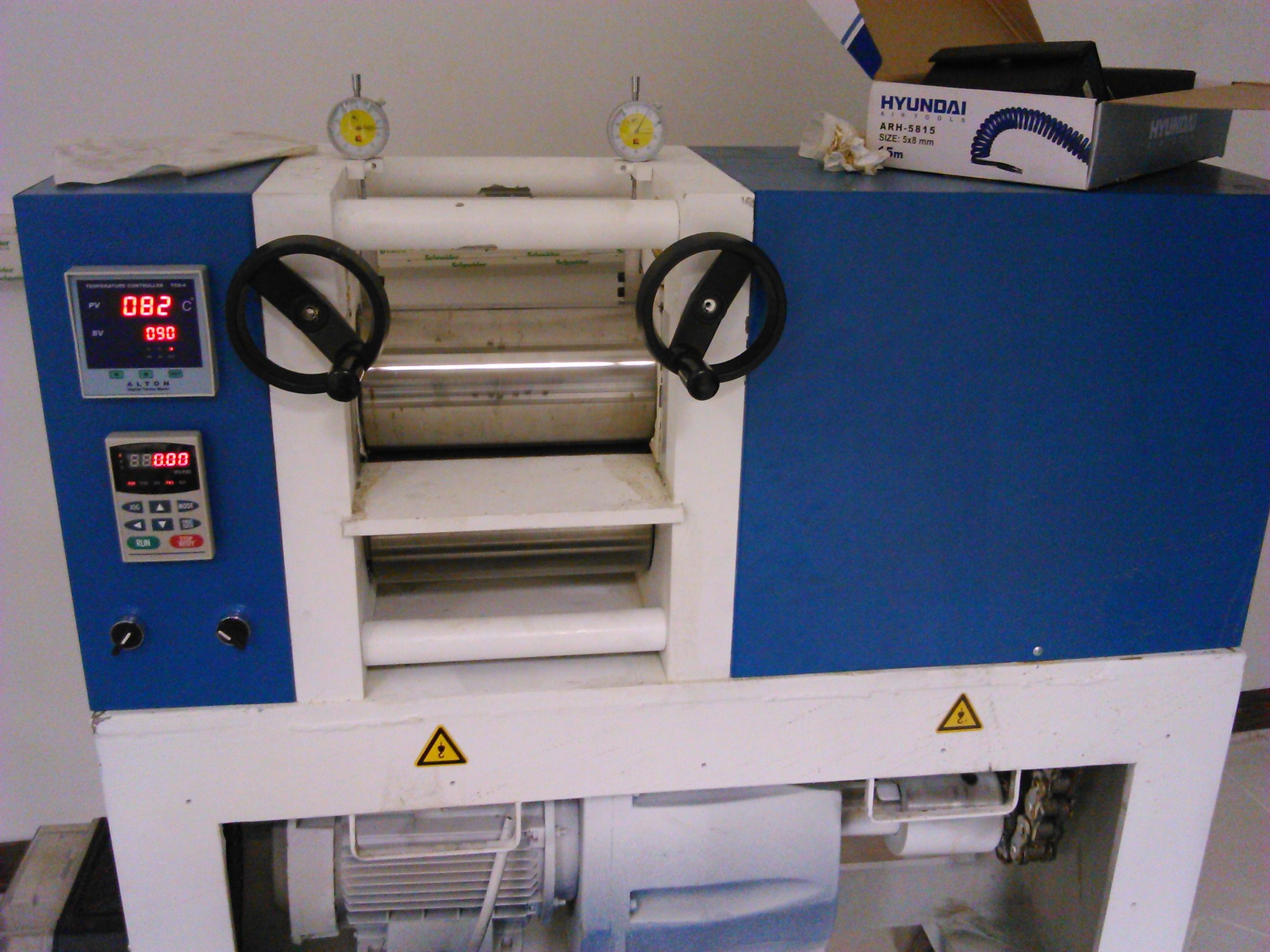 ساخت دستگاه نورد